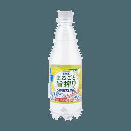 【尝味期限 11/21/2020】日本SUNTORY三得利 天然水 超强碳酸柠檬饮料