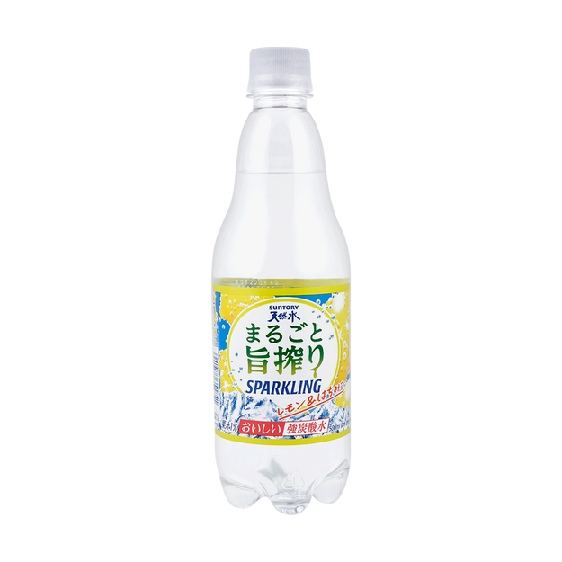 Product Detail - SUNTORY Tennensui Sparkling Lemon - image 0