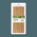 Bamboo Chinese Chopsticks Paint-free 12pairs