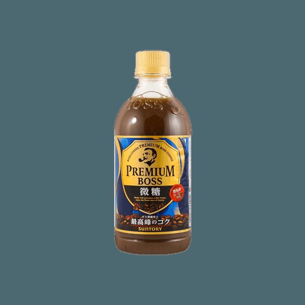 商品详情 - 日本SUNTORY三得利 Boss 微糖咖啡 450ml - image  0