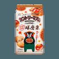 FUJIYA Kuma Chestnut Cookies 133g