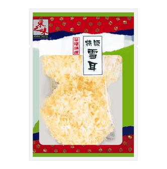 ASIAN TASTE Dried White Fungus 140g