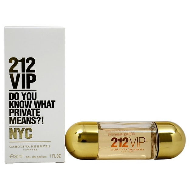 212 VIP by Carolina Herrera for Women - 1 oz EDP Spray