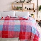 Qbedding Brook 100% Cotton Light Comforter F/Q Size