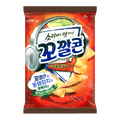 LOTTE Sweet Spicy Corn Snack 144g