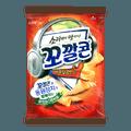 韩国LOTTE乐天 妙脆角 甜辣味 大包装 144g 包装随机发