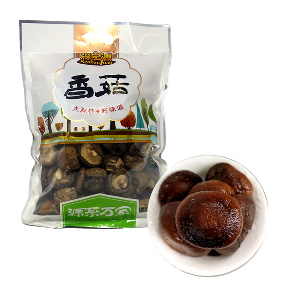 Product Detail - Senbaoyuan Shiitake mushrooms 250g - image  0