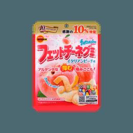 日本BOURBON波路梦 桃子味软糖 50g