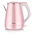 【Hot】JOYOUNG Princess Series Electric Water Kettle Pink 1.5L K15-F026M