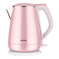 【Hot】JOYOUNG Princess Series Electric Water Kettle Pink 1.5L K15-F026U