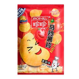 珍珍JACK N JILL 番茄味薯片 90g