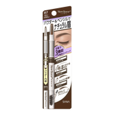 SANA NEW BORN EX Eyebrow Mascara And Pencil #B7 Maroon Brown 1pc