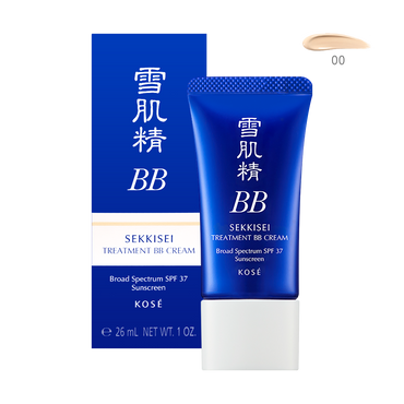 KOSE SEKKISEI Treatment BB Cream 00