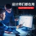 中国直邮 电脑显示器调光屏幕挂灯笔记本护眼灯阅读灯夜灯奋斗青春版 白色一件