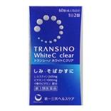 日本DAIICHI-SANKYO第一三共 TRANSINO淡斑美白丸 60粒入