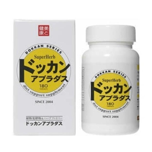 Product Detail - DOKKAN SERIES Herb Kenko Honpo Super Diet Dokkan Abra Das 180cp - image  0