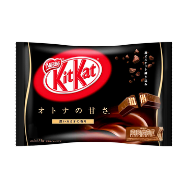 NESTLE KIT KAT Mini Dark Chocolate 13pcs 147g