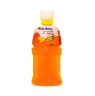 MOGU MOGU Orange Flavored Drink With Nata De COCO 320ml