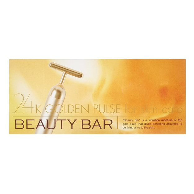 Product Detail - 24K Gold T-Shaped Beauty Bar Gold Rods BM-1 - image 0