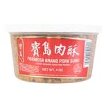 台湾宝岛 美味肉松 盒装 113g USDA认证