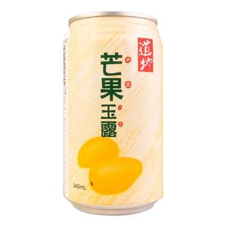 台湾道地 芒果玉露 340ml