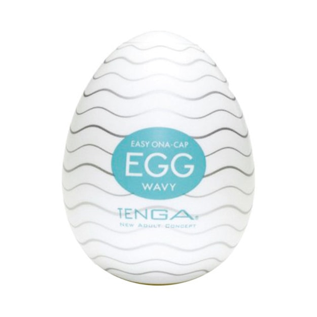 Product Detail - Adult toy EGG #001 Wavy 5ml - image  0