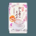 日本 日东红茶 黑糖奶茶 8条入 240g