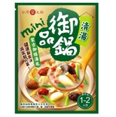 TAIWAN  MONTAIGNE  Mongolia Soup Mini Pot 45g