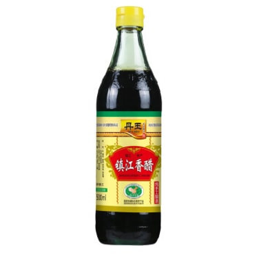 Danyu Zhenjiang Traditional Rice Vinegar 500ml