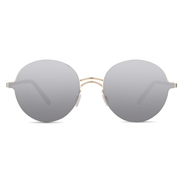 DUALENS Fashion Sunglasses: Gold (DL82005)