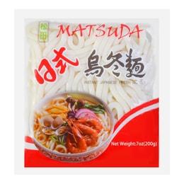 MATSUDA Instant Japanese Fresh Udon 200g