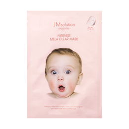 JM SOLUTION PURENESS MELA clear Mask 1sheet