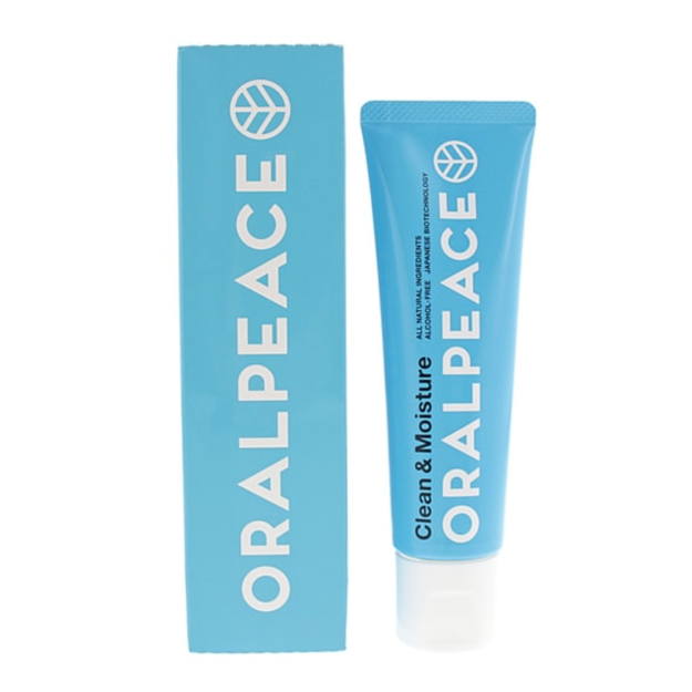 Product Detail - ORALPEACE  CLEAN & MOISTURE MINT All-natural Ingredients - image 0
