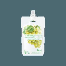 韩国JAYONE JELLY.B 低糖低卡蒟蒻果冻 葡萄味 150ml 多种版本随机发货