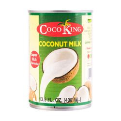 COCO KING Coconut Milk 20% 400ml