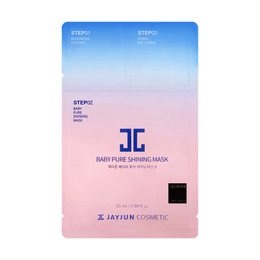 JAYJUN Baby Pure Shining Mask 1sheet