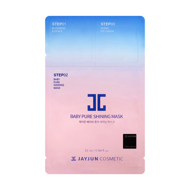 Product Detail - JAYJUN Baby Pure Shining Mask 1sheet - image 0