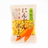 [日本直邮] 日本NISHIMURA 西村 胡萝卜味高钙小馒头婴儿辅食 95g