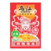 乌江涪陵榨菜 鲜脆菜丝 88g