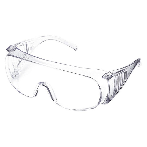 商品详情 - 【日本直邮】JULONG 防飞尘防雾护眼非医用透明护目镜隔离眼镜 1副 - image  0