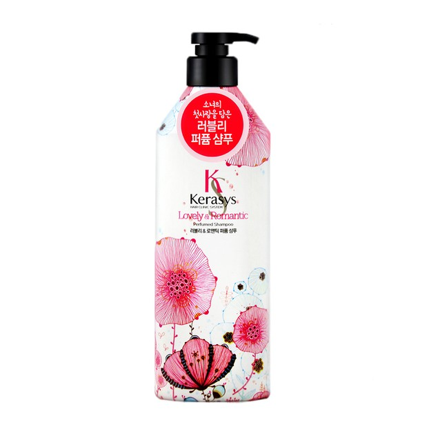 Product Detail - AEKYUNG KRASYS Lovely&Romantic Perfumed Shampoo 600ml - image 0