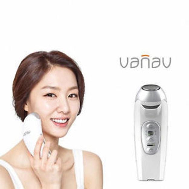 商品详情 - 韩国 Vanav UP5 多功能美容仪 (3D震动/电离子/5模式/清洁美白皱纹管理) - image  0