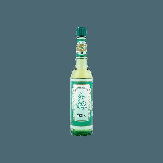 商品详情 - 【国民品牌 品质保证】六神 经典款玻璃瓶花露水 195ml - image  0