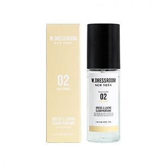 W.DRESSROOM Dress & Living Clear Perfume No.02 (Coco Conut) 70ml
