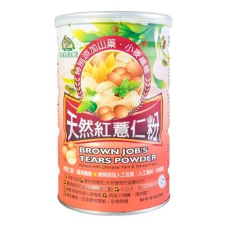 台湾有机厨坊 天然红薏仁粉 500g