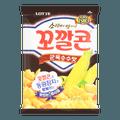 韩国LOTTE乐天 妙脆角 烧烤味 大包装 144g