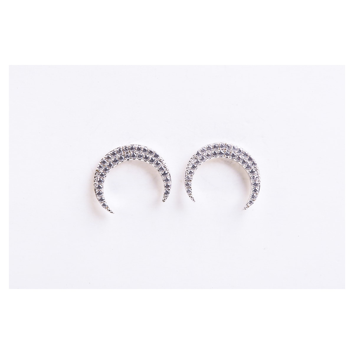 Yamibuy.com:Customer reviews:Ariel Sterling Silver New Moon Earrings