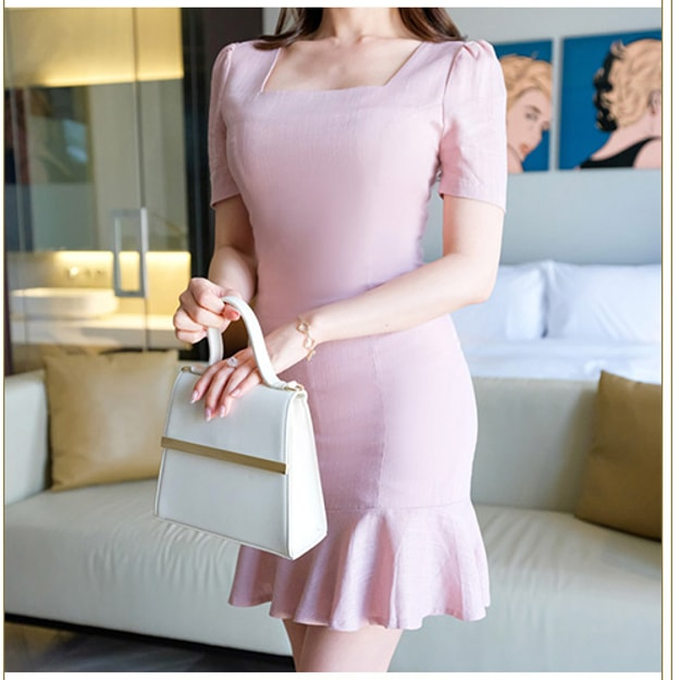 Product Detail - ATTRANGS dress Pink (+7cm)M - image 0