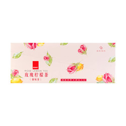BESTORE Rose Lemon Tea 40g*20