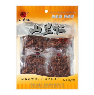 SHANLIREN Salt and Pepper Roasted Walnuts 100g